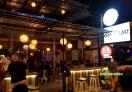 족자카르타밤문환 - 맥주 골목 그리고 CUBA LIBRE
