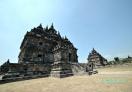 족자카르타 여행정보 - 쁠라오산 불교사원 (로미오와 줄리엣~ 로맨스의 전설이 살아있는 사원)